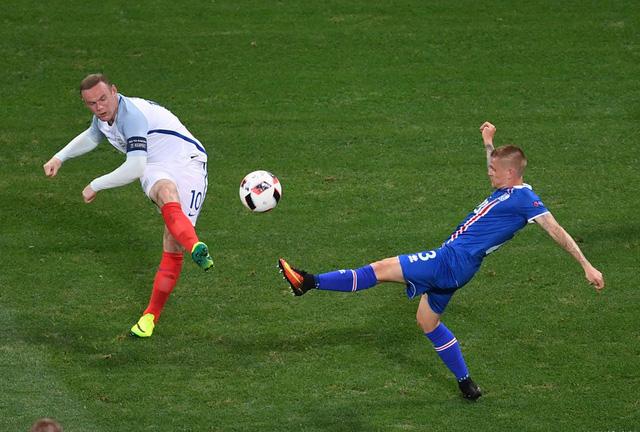 ĐT Anh: Tân HLV Sam Allardyce giữ băng thủ quân cho Rooney - Ảnh 1.