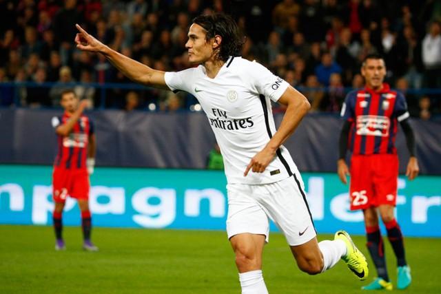 Caen 0-6 PSG: Cavani giải cơn khát bàn thắng! - Ảnh 1.