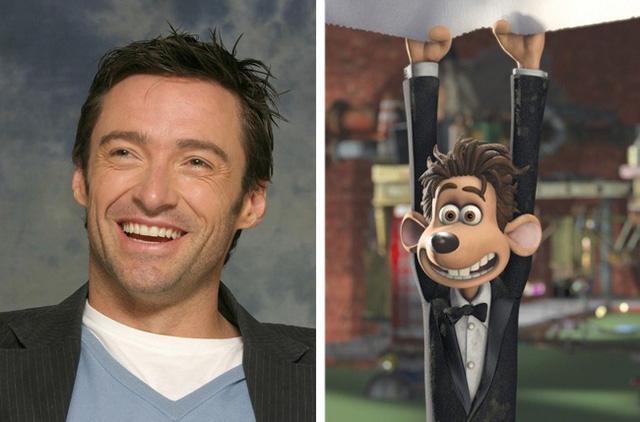 Điểm mặt những nhân vật hoạt hình lấy cảm hứng từ sao Hollywood - Ảnh 4.