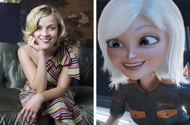 Điểm mặt những nhân vật hoạt hình lấy cảm hứng từ sao Hollywood - Ảnh 5.