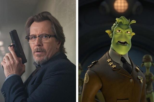 Điểm mặt những nhân vật hoạt hình lấy cảm hứng từ sao Hollywood - Ảnh 9.