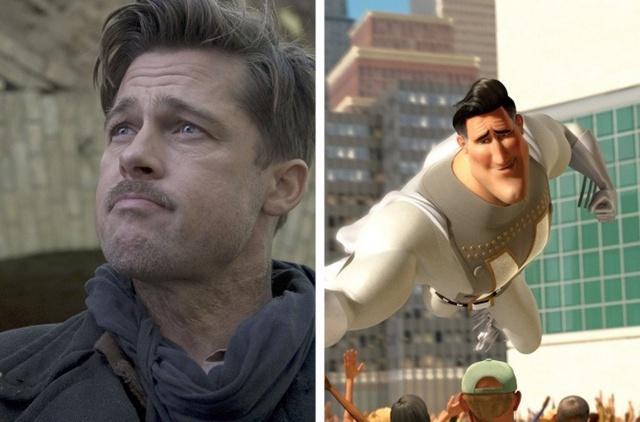 Điểm mặt những nhân vật hoạt hình lấy cảm hứng từ sao Hollywood - Ảnh 13.