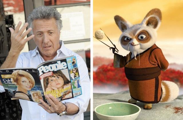 Điểm mặt những nhân vật hoạt hình lấy cảm hứng từ sao Hollywood - Ảnh 14.