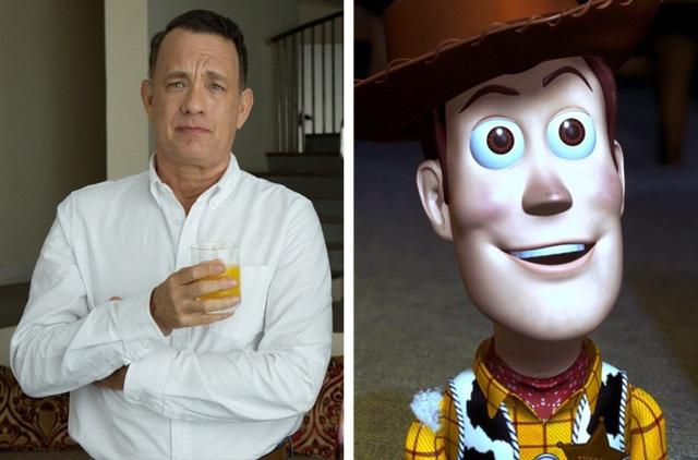 Điểm mặt những nhân vật hoạt hình lấy cảm hứng từ sao Hollywood - Ảnh 11.