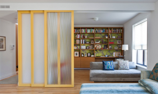 Bí quyết đánh lừa thị giác cho nhà ở diện tích nhỏ - Ảnh 1.