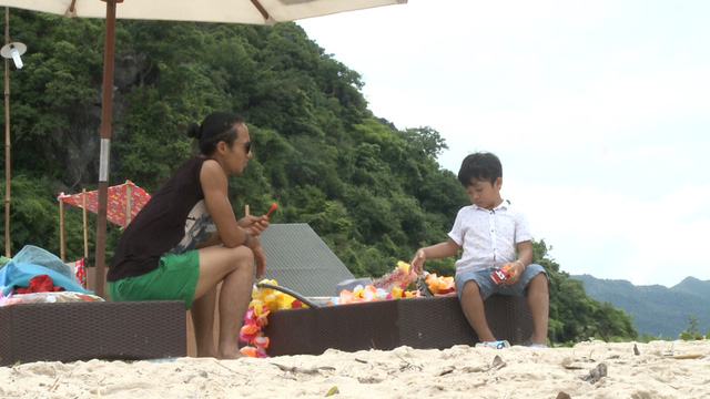 Bố ơi! Mình đi đâu thế?: Những bất ngờ mới trên đảo Thiên đường - Ảnh 6.
