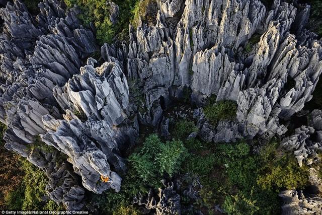 Ngất ngây với những khung cảnh đẹp như tranh vẽ ở Trung Quốc - Ảnh 13.