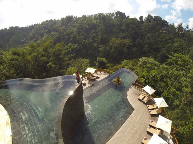 Những khách sạn có hồ bơi ấn tượng nhất hành tinh - Ảnh 8.