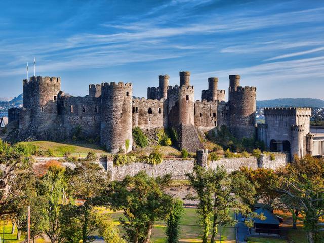 Những lâu đài có kiến trúc đẹp như trong truyện cổ tích - Ảnh 7.