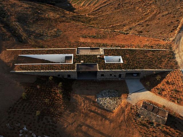 Những kiến trúc đẹp nhất thế giới nằm dưới lòng đất - Ảnh 4.