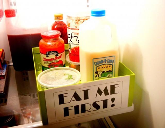 10 cách sắp xếp đồ trong tủ lạnh hợp lý nhất - Ảnh 8.