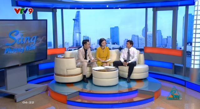 Nhà báo Trần Việt: Với Sáng phương Nam, khán giả là trung tâm số 1 - Ảnh 1.