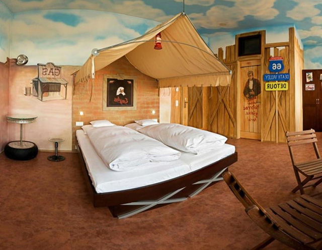 Phòng ngủ theo chủ đề bãi biển hút mắt trẻ thơ - Ảnh 2.
