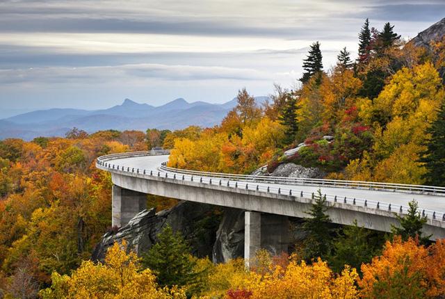 Những vùng đất có mùa thu đẹp nhất nước Mỹ - Ảnh 7.