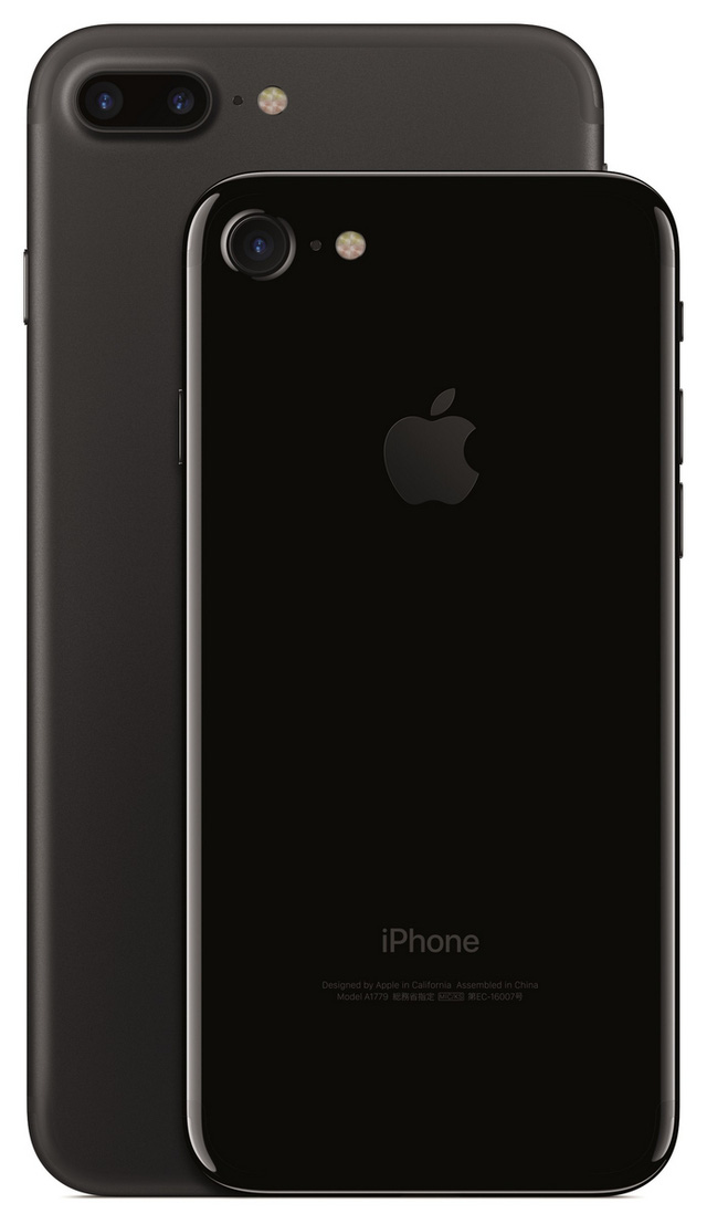 Cận cảnh iPhone 7, iPhone 7 Plus phiên bản màu đen mới cực chất - Ảnh 10.