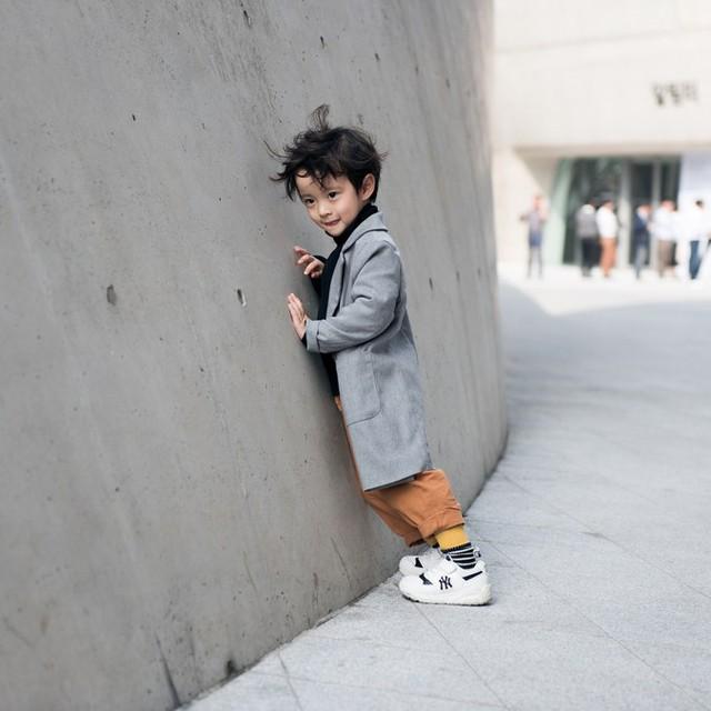 Tuần lễ thời trang Hàn Quốc: Trẻ con chất lừ không thua gì người lớn! - Ảnh 6.