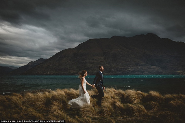 Ngất ngây với những địa điểm chụp ảnh cưới đẹp nhất thế giới - Ảnh 8.