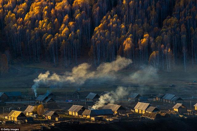 Ngất ngây với những khung cảnh đẹp như tranh vẽ ở Trung Quốc - Ảnh 15.