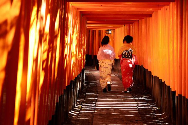 Ngất ngây với những điểm chụp ảnh đẹp nhất Nhật Bản - Ảnh 11.