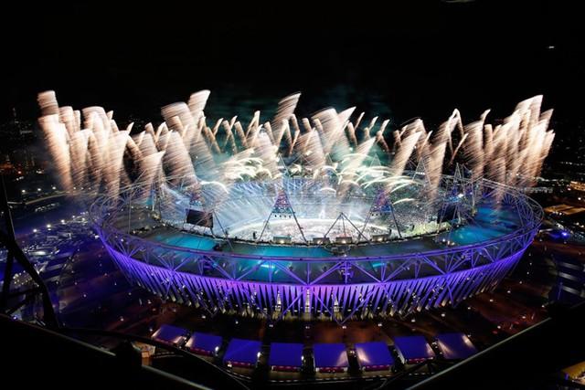 12 sân vận động đẹp nhất thế giới từng tổ chức Olympic - Ảnh 12.