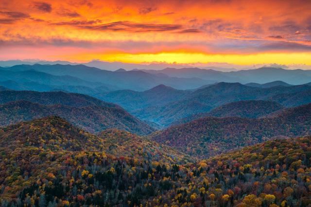 Những vùng đất có mùa thu đẹp nhất nước Mỹ - Ảnh 8.