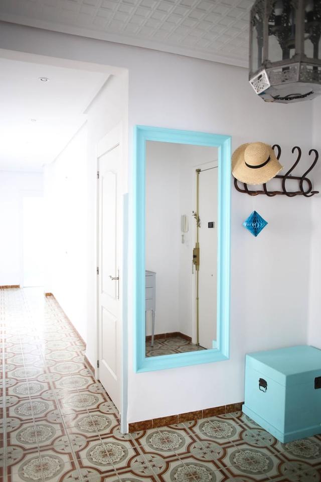 Mê mẩn căn hộ 120m2 với phong cách Địa Trung Hải - Ảnh 2.