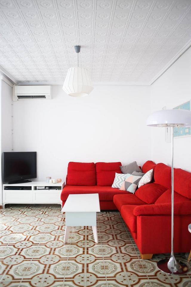 Mê mẩn căn hộ 120m2 với phong cách Địa Trung Hải - Ảnh 8.
