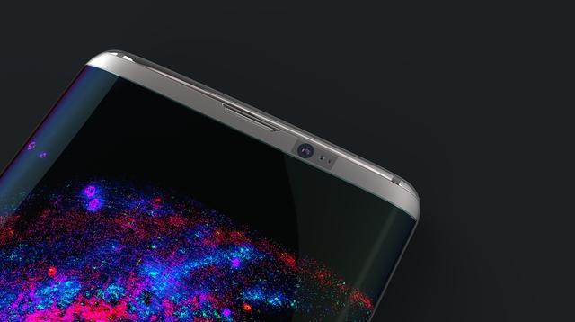 """Ngắm ảnh concept """"cực chất"""" của Samsung Galaxy S8 - Ảnh 2."""