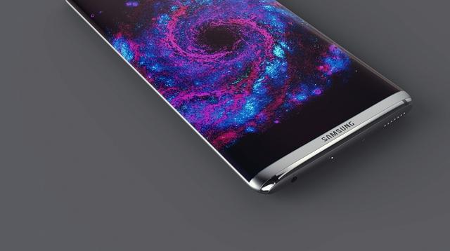 """Ngắm ảnh concept """"cực chất"""" của Samsung Galaxy S8 - Ảnh 4."""
