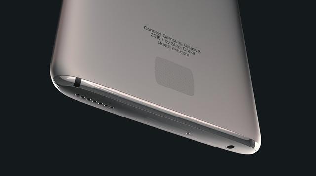 """Ngắm ảnh concept """"cực chất"""" của Samsung Galaxy S8 - Ảnh 6."""