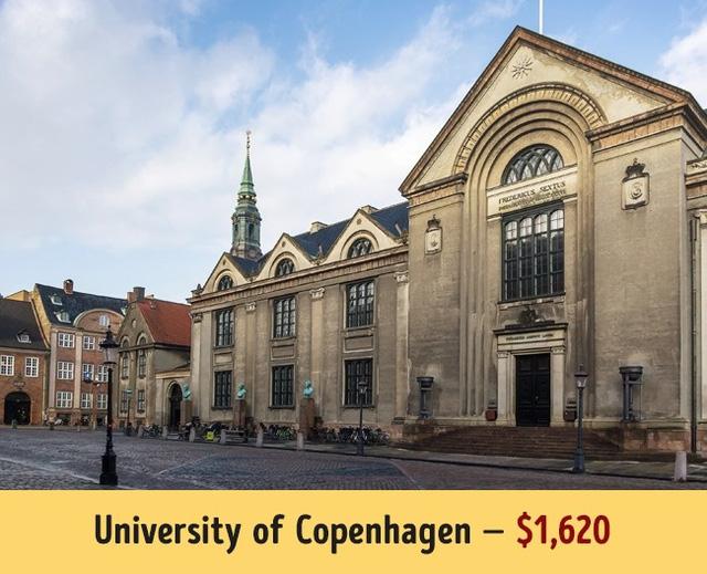 Mức học phí của các trường đại học hàng đầu thế giới - Ảnh 15.