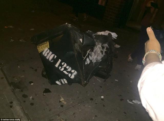 Hiện trường vụ nổ lớn ở New York khiến 26 người bị thương - Ảnh 2.