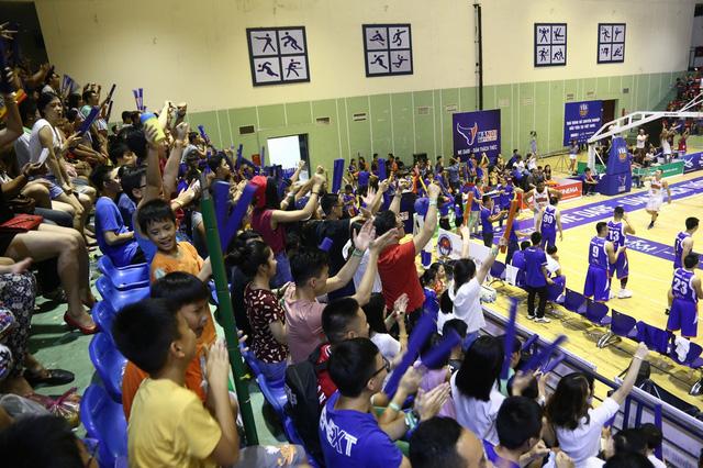 Họp báo ra mắt giải bóng rổ chuyên nghiệp Việt Nam - VBA mùa giải 2017 - Ảnh 4.