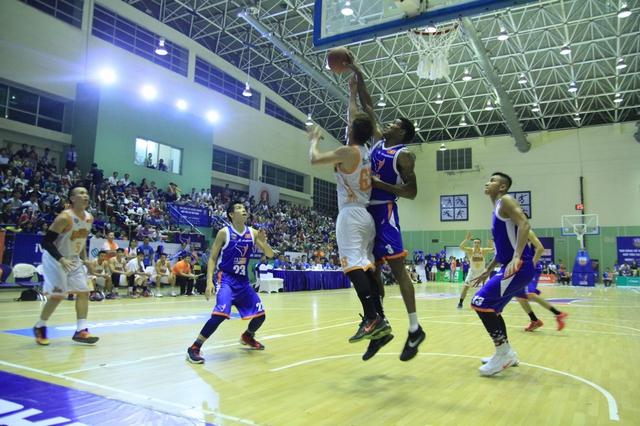 Họp báo ra mắt giải bóng rổ chuyên nghiệp Việt Nam - VBA mùa giải 2017 - Ảnh 5.