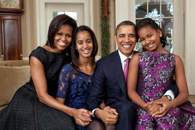 Gia đình Tổng thống Obama thay đổi thế nào trong 8 năm qua? - Ảnh 4.