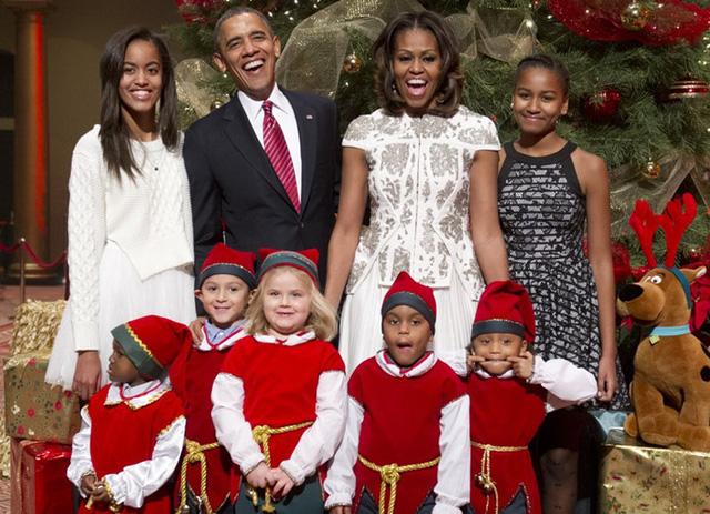 Gia đình Tổng thống Obama thay đổi thế nào trong 8 năm qua? - Ảnh 6.