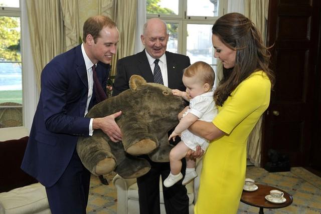 Những khoảnh khắc tuyệt vời của cha con hoàng tử William - Ảnh 6.