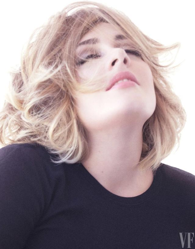 Adele khoe vẻ mặn mà trên tạp chí Vanity Fair - Ảnh 7.