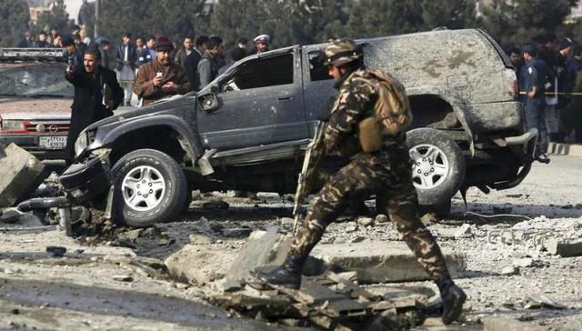 Afghanistan: Đánh bom xe ô tô, nhiều người bị thương - Ảnh 3.