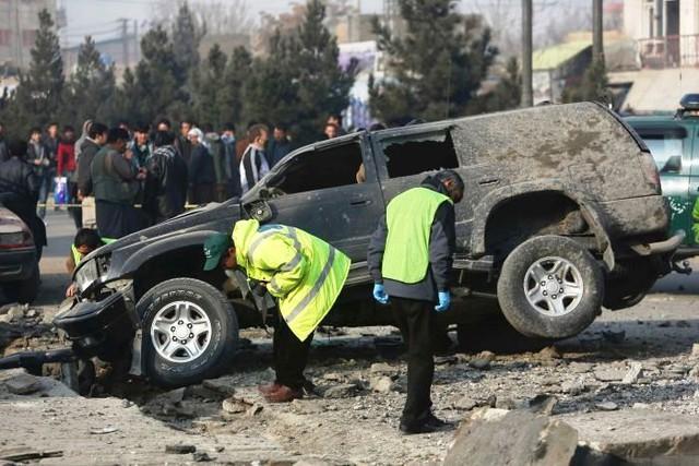Afghanistan: Đánh bom xe ô tô, nhiều người bị thương - Ảnh 5.