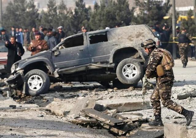 Afghanistan: Đánh bom xe ô tô, nhiều người bị thương - Ảnh 7.