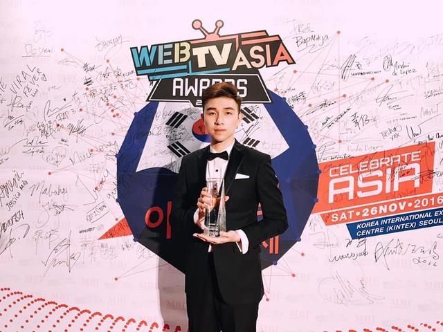 Sơn Tùng M-TP, ST.319 được vinh danh tại WebTVAsia Awards 2016 - Ảnh 1.