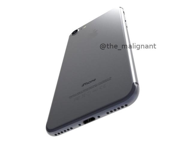 iPhone 7 lộ ảnh báo chí trước giờ G - Ảnh 1.