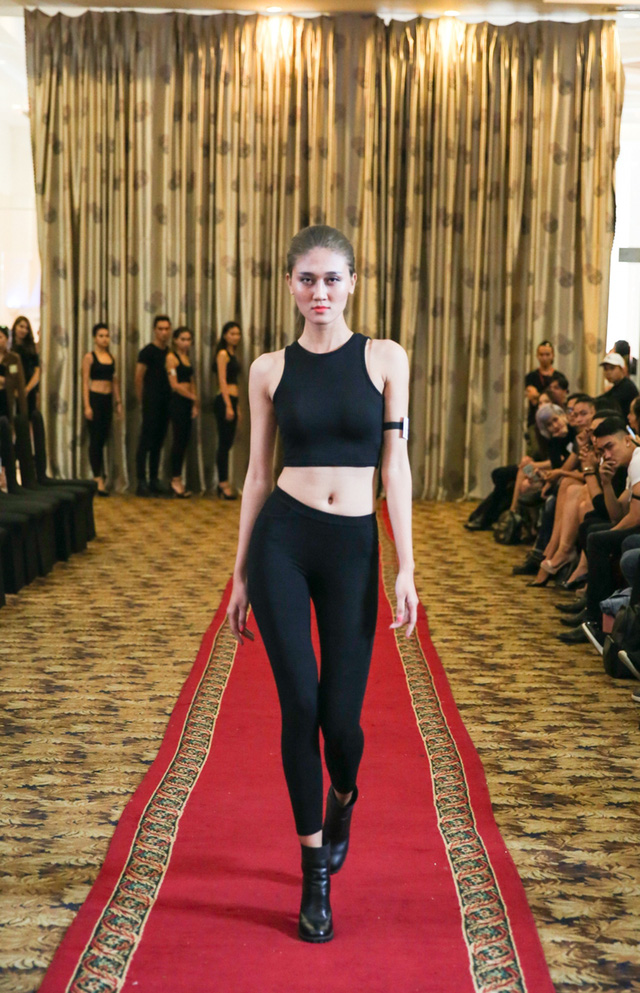 Top 18 VNTM nô nức casting người mẫu Tuần lễ thời trang quốc tế Việt Nam - Ảnh 18.
