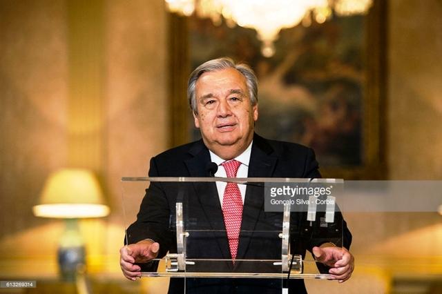 Tiểu sử ứng viên Tổng Thư ký LHQ Antonio Guterres - Ảnh 1.