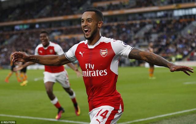 Sanchez lập cú đúp, Arsenal thắng dễ Hull City - Ảnh 3.