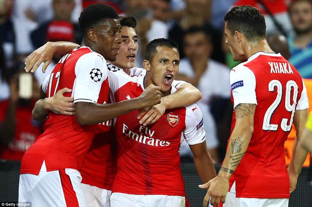 Arsenal lập kỷ lục không mong muốn trong ngày khai màn Champions League - Ảnh 2.