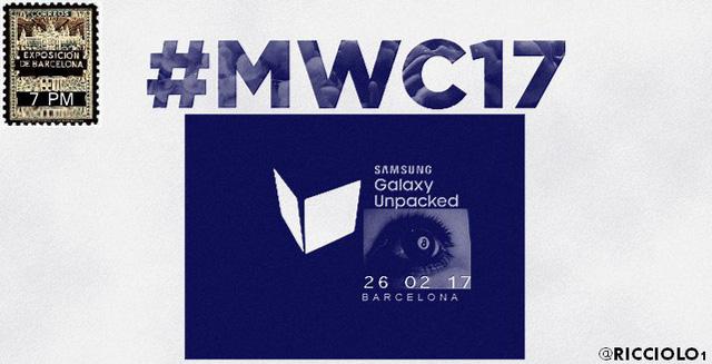 Samsung Galaxy S8 sẽ ra mắt với camera kép tại sự kiện MWC 2017? - Ảnh 1.