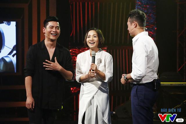 Mỹ Linh khui tính xấu của Nam Trung trong Giai điệu kết nối - Ảnh 11.