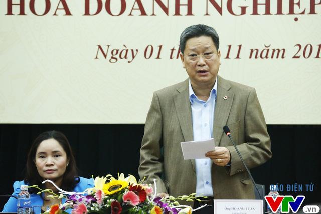 Phát động cuộc vận động Xây dựng văn hóa doanh nghiệp Việt Nam - Ảnh 1.